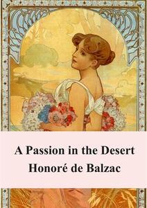 Apassion in the desert