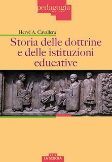Listadelpopolo.it Storia delle dottrine e delle istituzioni educative Image