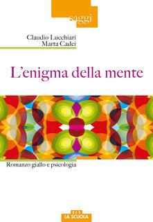 L enigma della mente. Romanzo giallo e psicologia.pdf