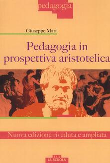 Antondemarirreguera.es Pedagogia in prospettiva aristotelica Image
