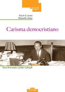 Ristorantezintonio.it Carisma democristiano. Bruno Boni sindaco e politico (1918-1998) Image