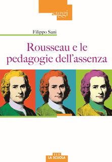 Antondemarirreguera.es Rousseau e le pedagogie dell'assenza Image