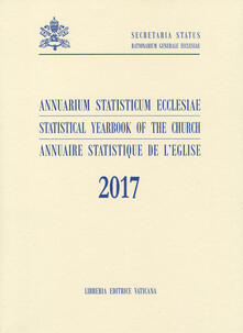 Ristorantezintonio.it Annuarium statisticum Ecclesiae (2017) Image
