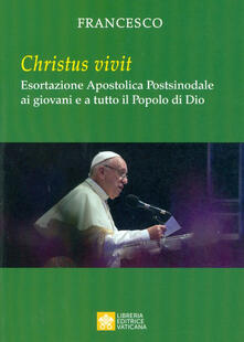Camfeed.it «Christus vivit». Esortazione apostolica postsinodale ai giovani e a tutto il popolo di Dio Image