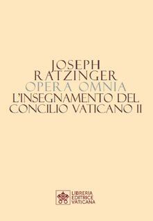 Warholgenova.it Opera omnia di Joseph Ratzinger. Vol. 8\2: insegnamento del Concilio Vaticano II, L'. Image