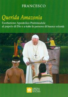 Voluntariadobaleares2014.es «Querida Amazonia». Esortazione apostolica postsinodale al popolo di Dio e a tutte le persone di buona volontà Image