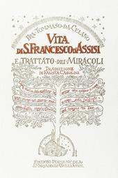 Vita di s. Francesco-Trattato dei miracoli