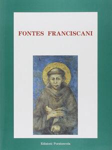 Libro Fontes franciscani