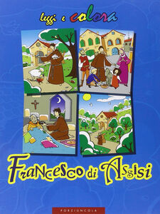 Libro Francesco di Assisi Amerigo Pinelli