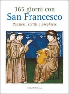 Associazionelabirinto.it 365 giorni con San Francesco. Pensieri, scritti e preghiere Image