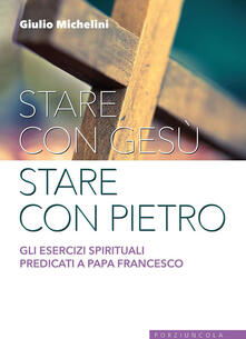 Radiospeed.it Stare con Gesù stare con Pietro. Gli esercizi spirituali predicati a papa Francesco Image