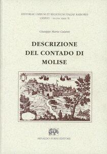 Libro Descrizione dello stato antico e attuale del contado di Molise (rist. anast. Napoli, 1781) Giuseppe M. Galanti