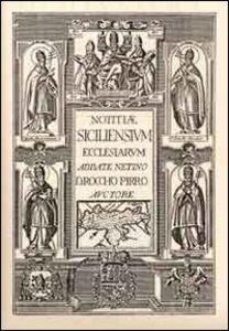 Foto Cover di Sicilia sacra, disquisitionibus et notitiis illustrata... (rist. anast. 1733), Libro di Rocco Pirri, edito da Forni