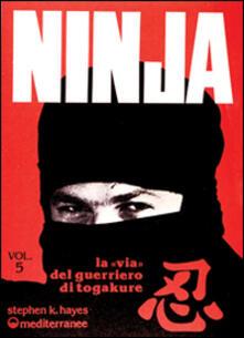 Winniearcher.com Ninja. Vol. 5: La via del guerriero di Tokagure. Image