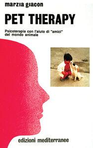 Libro Pet-therapy Marzia Giacon