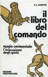 Libro Il libro del comando Cornelio E. Agrippa