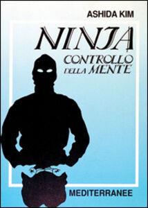 Libro Ninja controllo della mente Ashida Kim