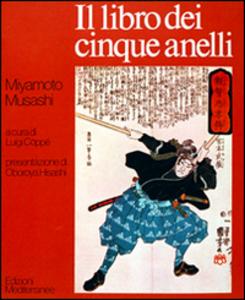 Libro Il libro dei cinque anelli Musashi Miyamoto