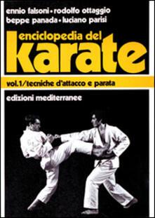 Nordestcaffeisola.it Enciclopedia del karatè. Vol. 1: Tecniche fondamentali d'Attacco e parata. Image