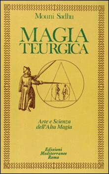Recuperandoiltempo.it Magia teurgica Image