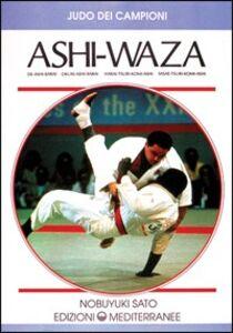 Libro Ashi-waza Noboyuki Sato