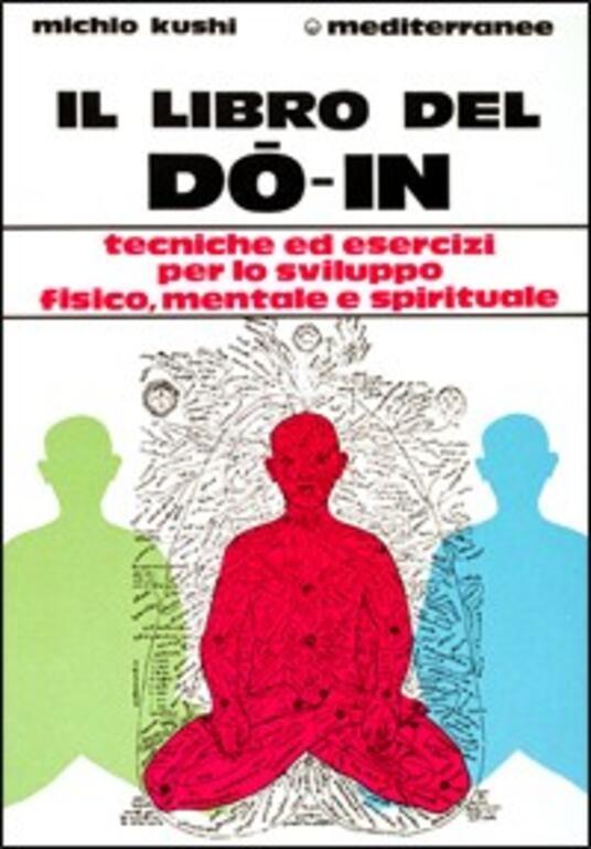 Il libro del do-in - Michio Kushi - copertina