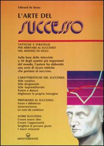 Libro L' arte del successo Edward De Bono