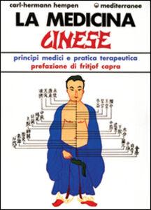 Libro La medicina cinese Carl H. Hempen