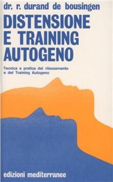 Grandtoureventi.it Distensione e training autogeno Image