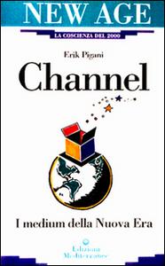 Libro Channel Erik Pigani