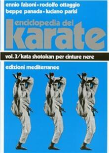 Daddyswing.es Enciclopedia del karatè. Vol. 3: Kata per cinture nere. Image