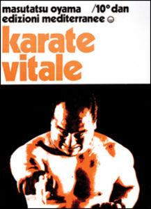 Libro Karate vitale Masutatsu Oyama