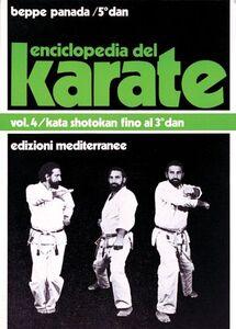 Enciclopedia del karatè. Vol. 4