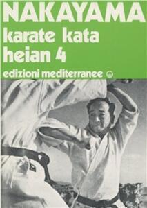 Karatè kata heian 4