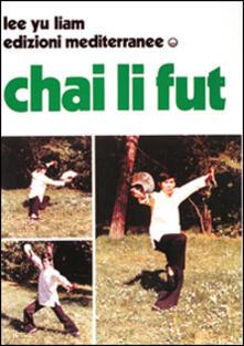 Chai li fut - Liam Yu Lee - copertina