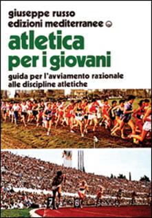 Atletica per i giovani - Giuseppe Russo - copertina
