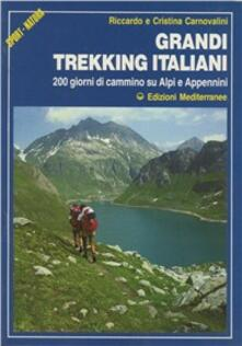 Osteriacasadimare.it Grandi trekking italiani Image