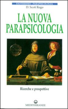 Rallydeicolliscaligeri.it La nuova parapsicologia. Ricerche e prospettive Image