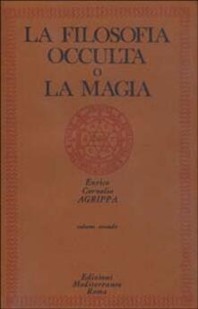Voluntariadobaleares2014.es La filosofia occulta o La magia. Vol. 2: magia celeste, la magia cerimoniale, La. Image