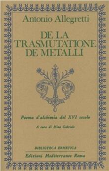 De la trasmutatione de metalli.pdf