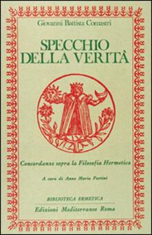 Specchio della verità - G. Battista Comastri - copertina