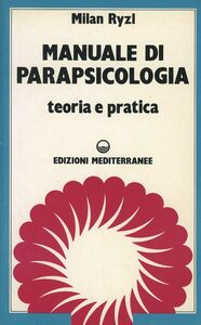 Foto Cover di Parapsicologia di frontiera, Libro di Giorgio Di Simone, edito da Edizioni Mediterranee