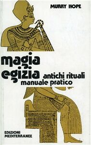Libro Magia egizia Murry Hope