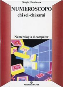 Libro Numeroscopo Sergio Illuminato