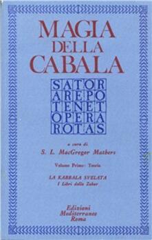 Festivalshakespeare.it Magia della cabala. Vol. 1: Teoria. Image