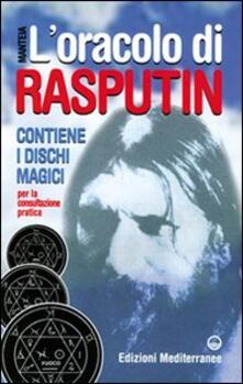 Camfeed.it L' oracolo di Rasputin. Con i dischi magici per la consultazione pratica Image