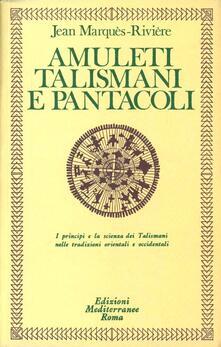 Ipabsantonioabatetrino.it Amuleti, talismani e pantacoli Image