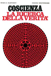 Foto Cover di Coscienza, Libro di Petr D. Uspenskij, edito da Edizioni Mediterranee