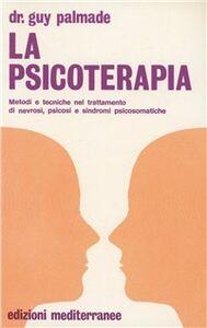 Libro La psicoterapia Guy Palmade