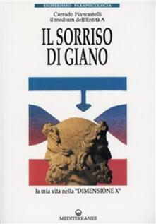 Il sorriso di Giano - Corrado Piancastelli - copertina